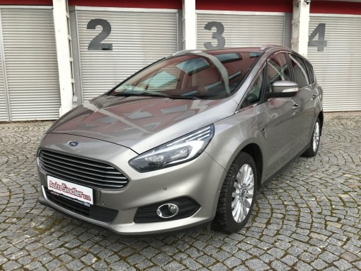 Ford S-Max 2.0TDCi AWD